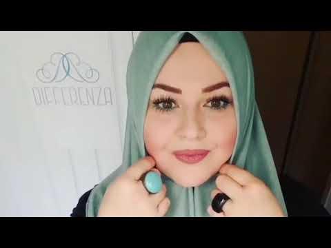 Simple Turkish Hijab Tutorial - Part 4