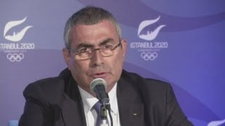 Istanbul talk about their bid to host the 2020 Olympic Games