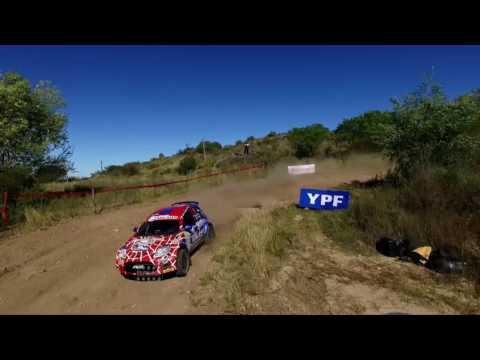 Shakedown Rally de Argentina 2017