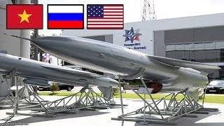 Thông Tấn Mỹ Đưa Tin: Việt Nam Thuộc 3 Quốc Gia sở hữu vũ khí đáng sợ nhất Của Nga Mà TQ Phải Nễ