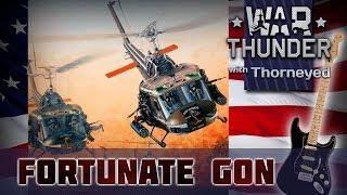 Fortunate Gon | War Thunder | Бонус видео