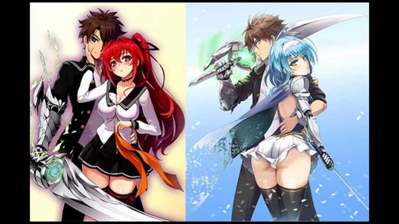 shinmai maou no testament burst uncens