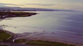 DJI Inspire 1 Pro  - Flight Test - Co Antrim, Northern Ireland