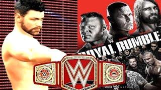 YENI KEMER ICIN ROYAL RUMBLE ! WWE2K17