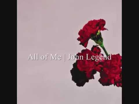 All of Me | John Legend | Rap Instrumental