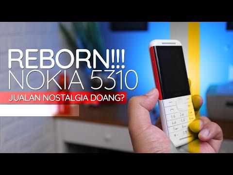 REBORN!!! Nokia 5310 (2020), Nostalgia Buat Penggemar XpressMusic
