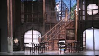 舞台「ブルームーン」公開リハーサル