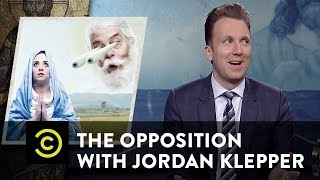 Abstinence-Only Sex Ed & The POTUS Prayer Shield - The Opposition w/ Jordan Klepper