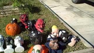 Harvest The Garden - All My Masks