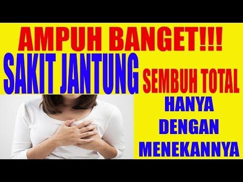 AMPUH BANGET!!! SAKIT JANTUNG Sembuh Total Dengan Menekannya | Pijat Refleksi Untuk Sakit Jantung