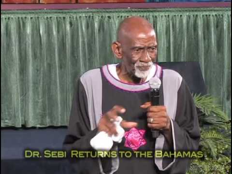 Newlife Natural : Dr Sebi's return to BFM seminar, Bahamas vol 3 ........(Question & Answer session)