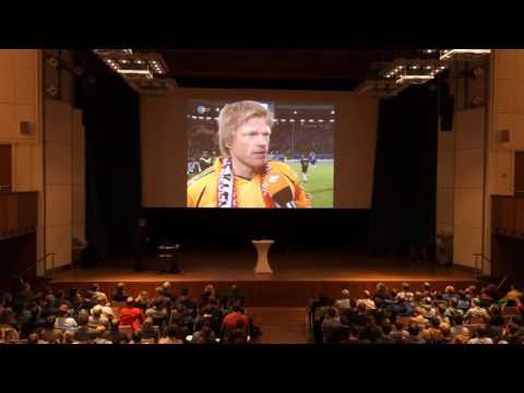 Metin Tolan: So werden wir Europameister (ganzer Vortrag)