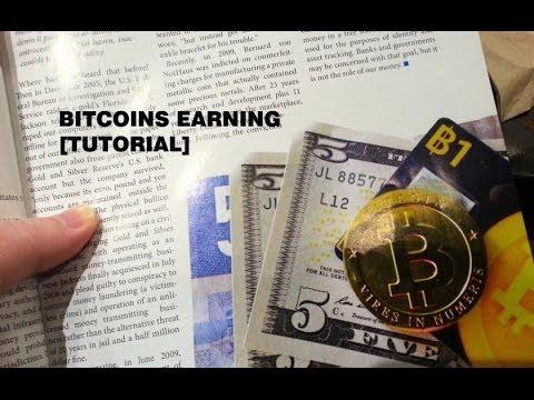 make bitcoins