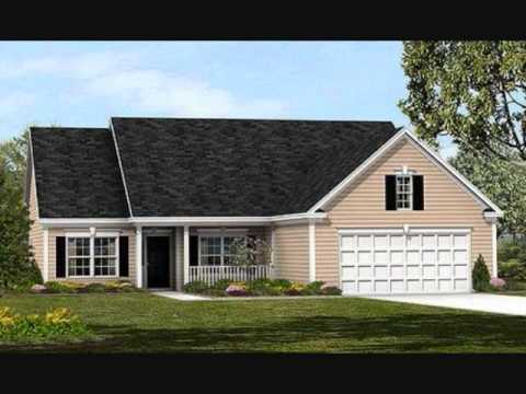 North Charleston, South Carolina - New Builder Homes at affordable prices - Builder Home List.wmv