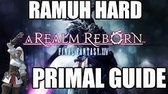Final Fantasy XIV: A Realm Reborn - Ramuh HARD Guide