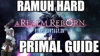 final fantasy xiv a realm reborn ramuh hard guide