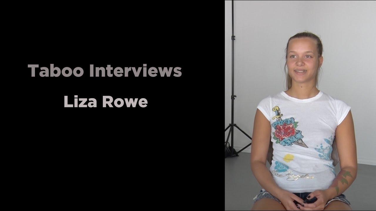 Liza Rowe - Taboo Interview - YouTube
