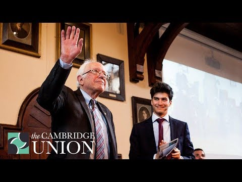 Senator Bernie Sanders | Cambridge Union