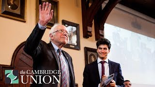 Senator Bernie Sanders | Cambridge Union