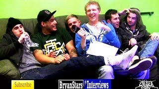 Chelsea Grin Interview #2 Motionless In White Tour 2013
