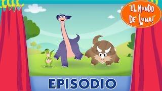 El Mundo De Luna! - Dinosaurio Luna #Episodio Completo thumbnail