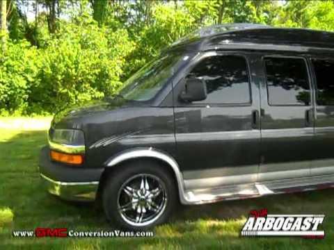 Used 2005 Chevrolet Regency AWD High Top Conversion Van | Dave Arbogast Van  Depot