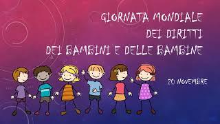 Giornata mondiale dei diritti delle bambine e dei bambini