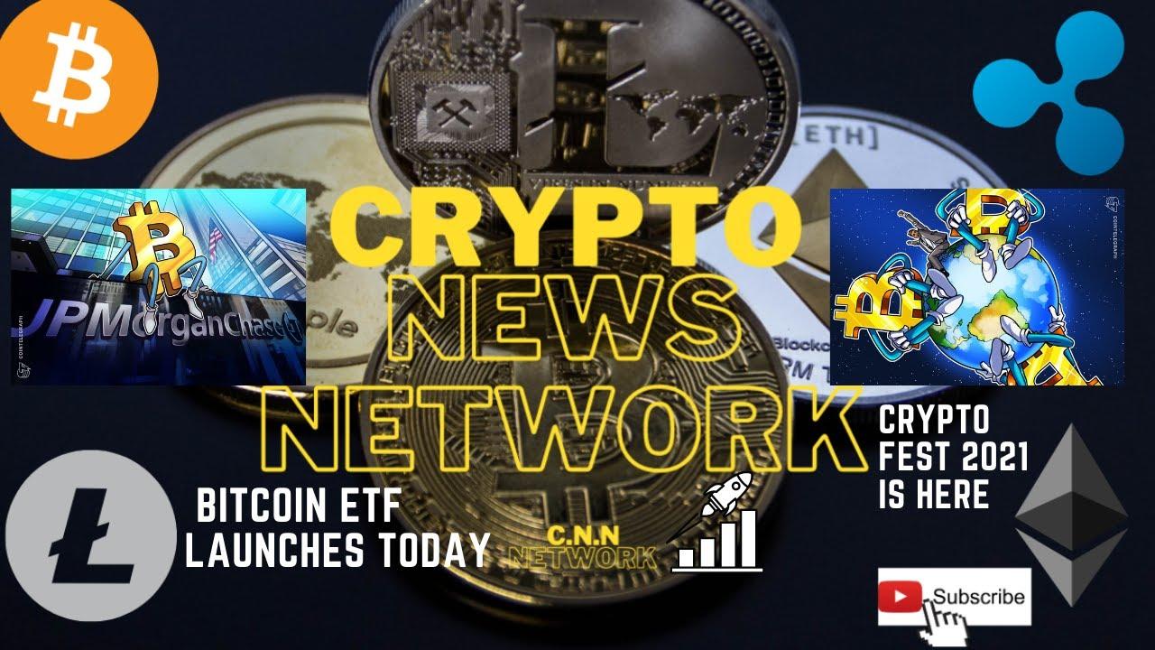 The first bitcoin ETF finally begins trading - CNN