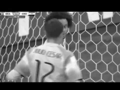 Brazil vs Croatia(3-1) | All Goals and Highlights | World Cup 2014 BRASIL