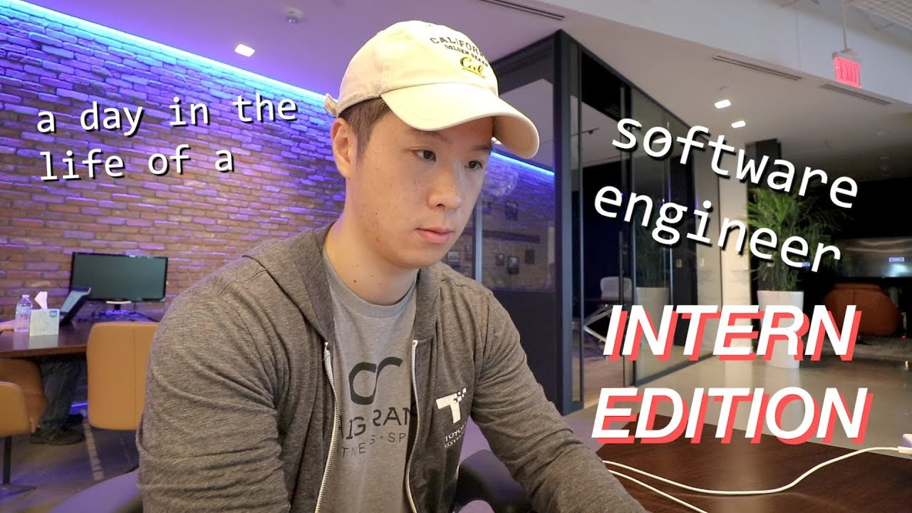 A Day In the Life of a Software Engineer Intern