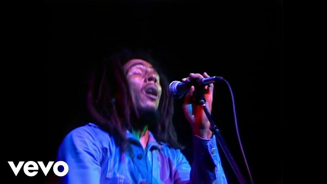 Bob Marley & The Wailers - No Woman, No Cry (Live At The Rainbow ...