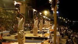 Kashi Ganga Aarti Complete