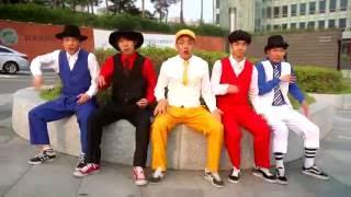 @96Project X 국민대학교KMA @The beatles - Word(captain remix) DANCE VIDEO