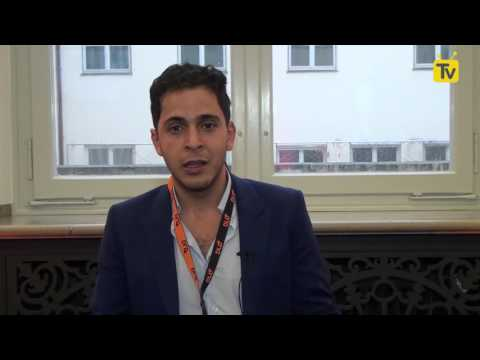 Mahbod Moghadam talks aboutRap Geniusat DLD'14