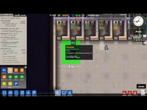 Prison Architect - Net Teszt