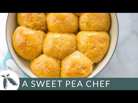 Sweet Potato Rolls   A Sweet Pea Chef