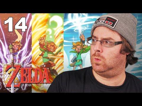 The Legend of Zelda : A Link to the Past sur SNES (14 de 17)