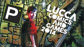 Lucca Comics 2014 - Magliette gratuite & Dove trovarci