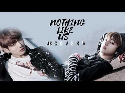 "BTS (방탄소년단) Jungkook ft. V - ""Nothing Like Us"" (COVER)"