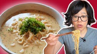 Make CHEAP Ramen LUXURIOUS | Kewpie Mayo & Garlic Hack