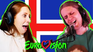 I REACTED TO DADI FREYR PLAYING EUROVISION SONGS  // ICELAND // EUROVISION 2021