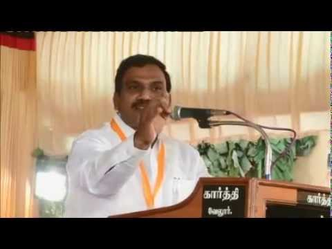 DMK Youth Wing Training Camp Part 1 - A Raja MP