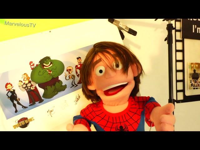 Spider-man unloads his feelings over SONY vs. MARVEL