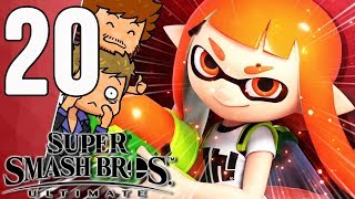 LES INKLING FONT PEUR ! 😱 | Super Smash Bros Ultimate Ep.20