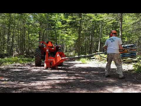Let's chip some wood! Wallenstein BX-42 Wood Chipper - 10 ye