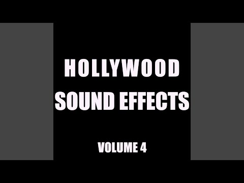 Hollywood Sound Effects Library, Vol. 4