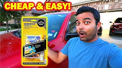 I Use this $10 Windshield Repair Kit to Fix Large Crack