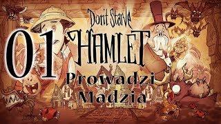 Don't Starve - Hamlet #01 - Wszyscy tacy uprzejmi