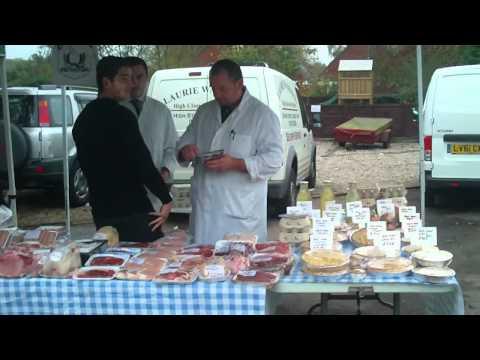 Britain In A Day - Bridge Farmers Market