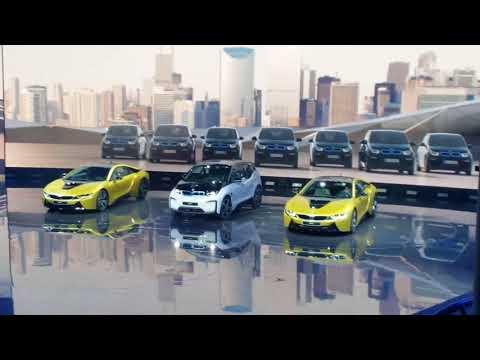 PREVIEW - BMW's Showcase at International Motor Show IAA Frankfurt, Germany - Part 1